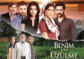 Baraye Man Narahat Nasho Turkish Series