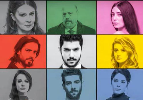 Jorme Ensaniat Turkish Series