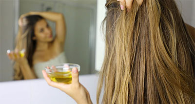 Remedies for Dry and Damaged Hair at Home<br/>درمان خانگی موهای خشک و آسیب دیده