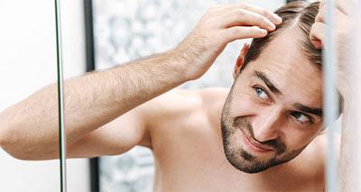 12 Ways for Men to Reduce Hair Loss<br/>دوازده راهکار برای آقایان جهت کاهش ریزش مو